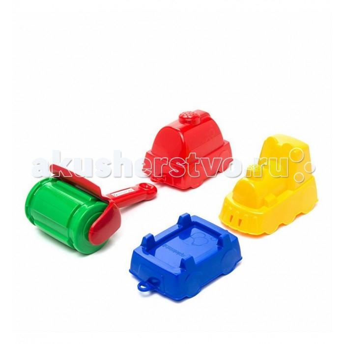 Spielstabil Набор для игры в песке Паровозик