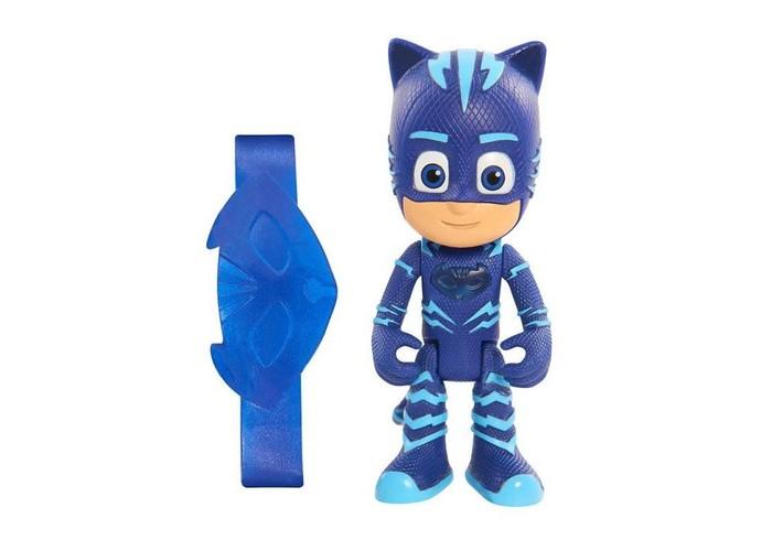 Игровые наборы Герои в масках (PJ Masks) Игровой набор фигурка Кэтбой 8 см со светом и браслет фигурки игрушки pj masks фигурка кэтбой тм герои в масках 8 см