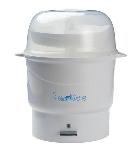 Подогреватели и стерилизаторы Liko Baby Электрический стерилизатор LB 0633 группа 0 1 2 от 0 до 25 кг liko baby lb 719