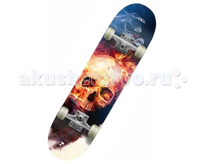 Скейтборды HelloWood Скейтборд HW Digme скейтборд и самокаты