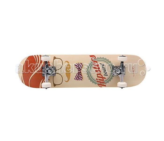 Детский транспорт , Скейтборды HelloWood Скейтборд HW Hipster арт: 301291 -  Скейтборды