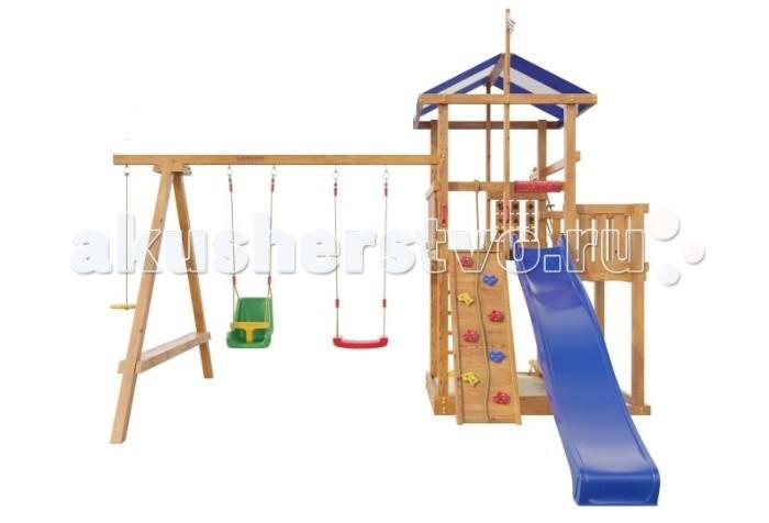 Летние товары , Игровые комплексы Самсон Детская игровая площадка Бретань 2017 арт: 301519 -  Игровые комплексы