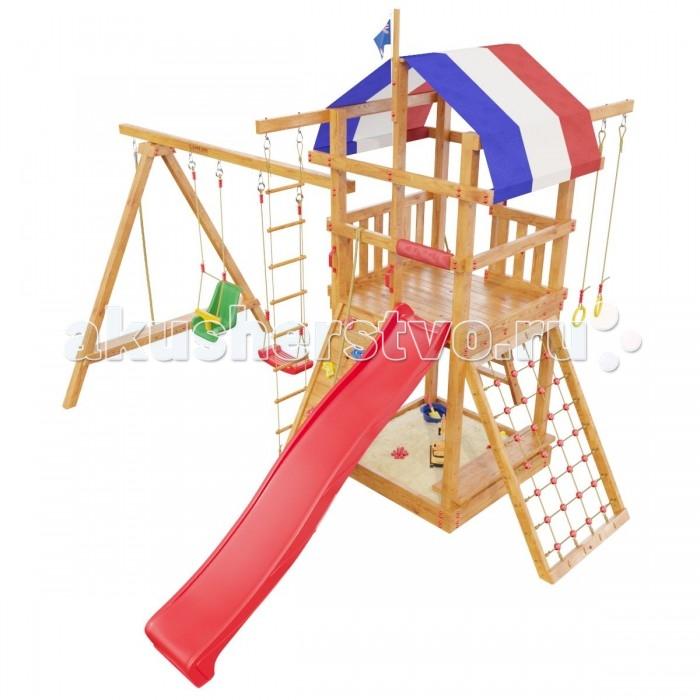 Летние товары , Игровые комплексы Самсон Детская игровая площадка Тасмания 2017 арт: 301543 -  Игровые комплексы