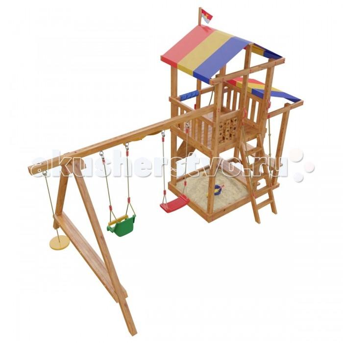 Летние товары , Игровые комплексы Самсон Детская игровая площадка Кирибати 2017 арт: 301555 -  Игровые комплексы