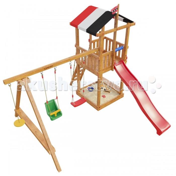 Летние товары , Игровые комплексы Самсон Детская игровая площадка Амстердам 2017 арт: 301561 -  Игровые комплексы