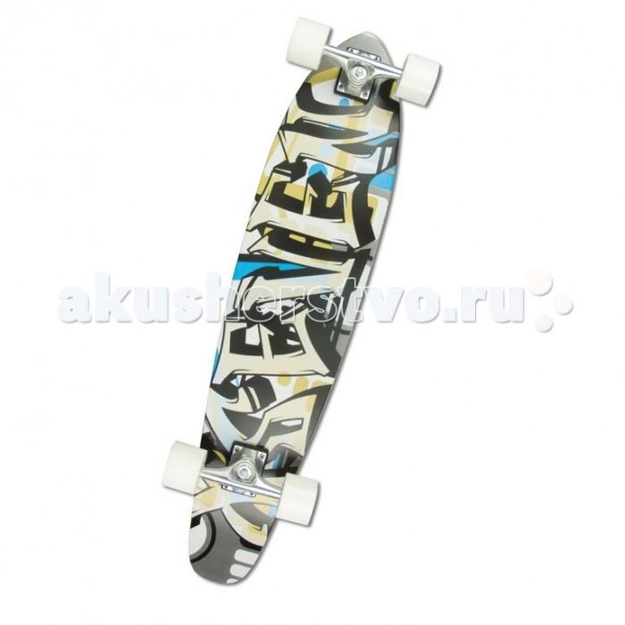 HelloWood Скейтборд HW Long Board 38 Seven