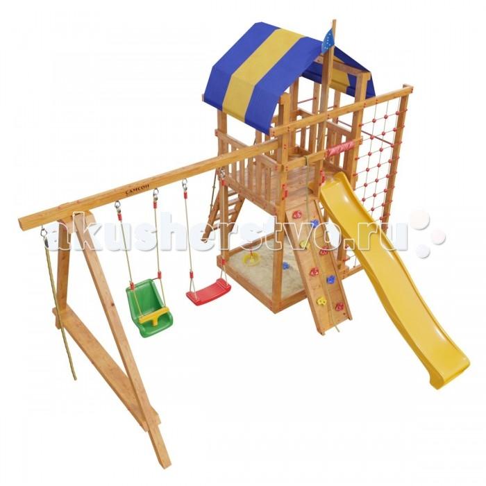 Летние товары , Игровые комплексы Самсон Детская игровая площадка Аляска 2017 арт: 301759 -  Игровые комплексы
