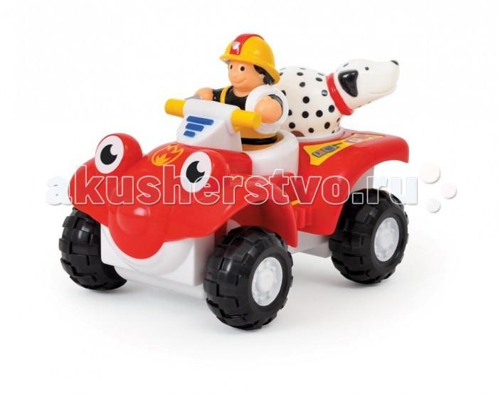 Wow Пожарный квадроцикл Берти