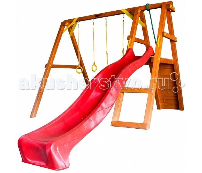 Летние товары , Игровые комплексы Самсон Детская площадка Монголия арт: 301828 -  Игровые комплексы