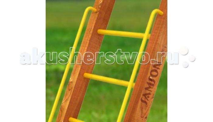 Летние товары , Игровые комплексы Самсон Перила металлические арт: 301837 -  Игровые комплексы