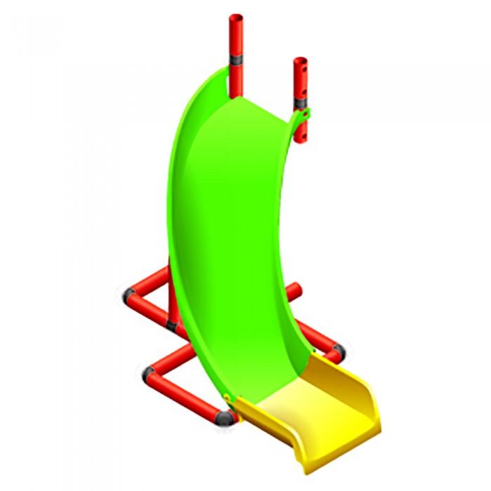Горка Quadro Curver SlideCurver SlideГорка Quadro Curver Slide имеет двойные стенки, сборка происходит без винтов и болтов.   Рекомендованный возраст ребенка от трех до восьми лет. Используется для игры внутри помещений и на улице. Выполнена из 100% гипоаллергенного материала высокой прочности. Не подвержена ультрафиолетовым лучам, цветовая гамма не выцветает на солнце, даже через несколько лет горка будет такой же яркой и надежной. Не имеет острых углов и шероховатостей. Совместима со всеми конструкторами «QUADRO».  Особенности: Размер: 125 х 85 х 90 см 100% гипоаллергенный материал Вес: 11 кг Возраст ребенка: от 3 лет<br>