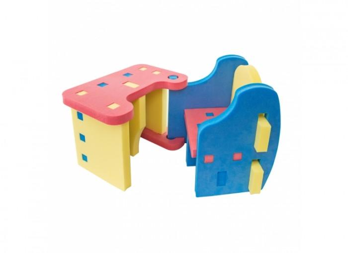 Пластиковая мебель TweetSweet Детская парта Interlinked Desk детская мебель
