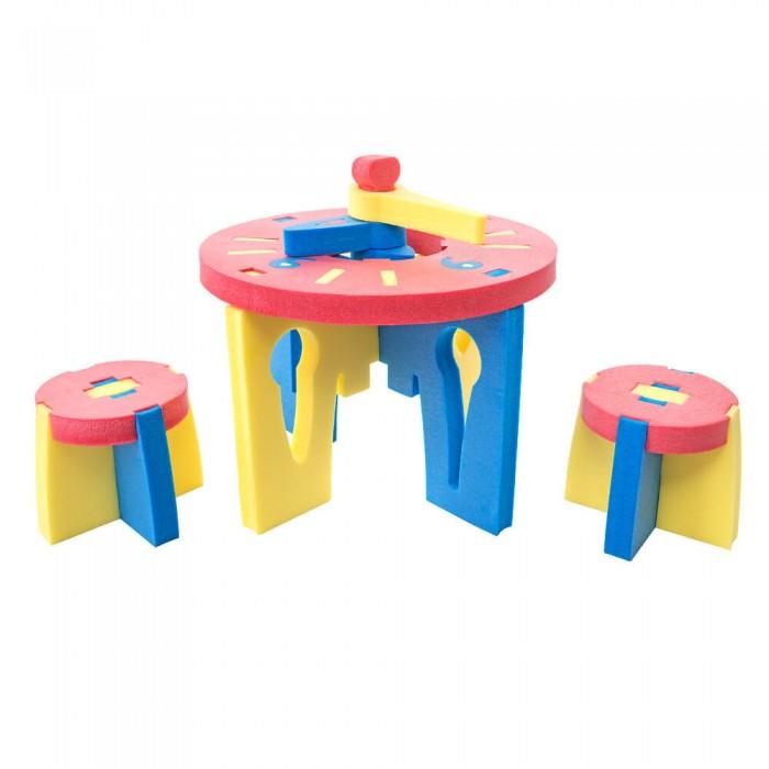 Летние товары , Пластиковая мебель TweetSweet Комплект мебели Timer Table and Stool арт: 302056 -  Пластиковая мебель
