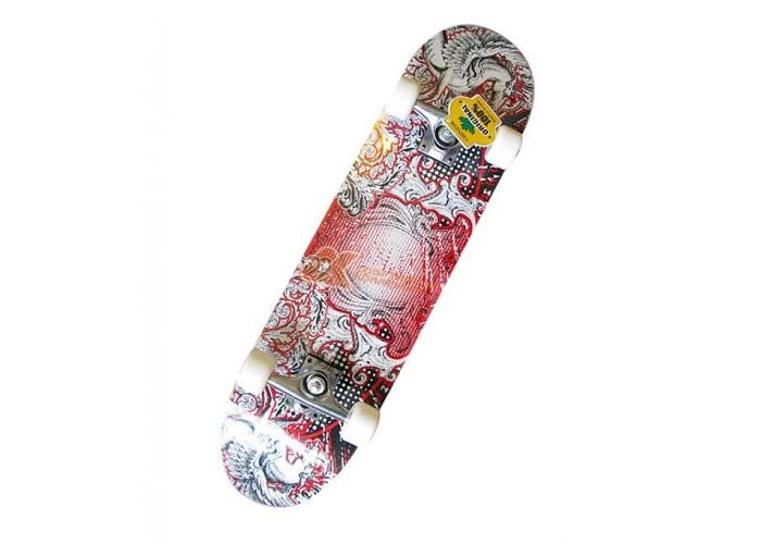 Скейтборды MaxCity Скейтборд MC-1 Pegas скейтборды maxcity скейтборд mc dragon