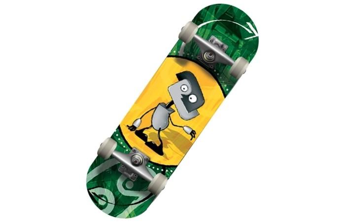 Детский транспорт , Скейтборды MaxCity Скейтборд SC agent Mini-board арт: 302272 -  Скейтборды