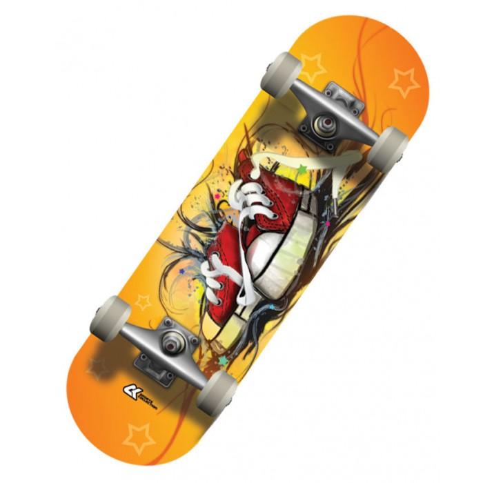 где купить  Скейтборды СК Спортивная коллекция Скейтборд SC BOOTS JR Mini-board  дешево