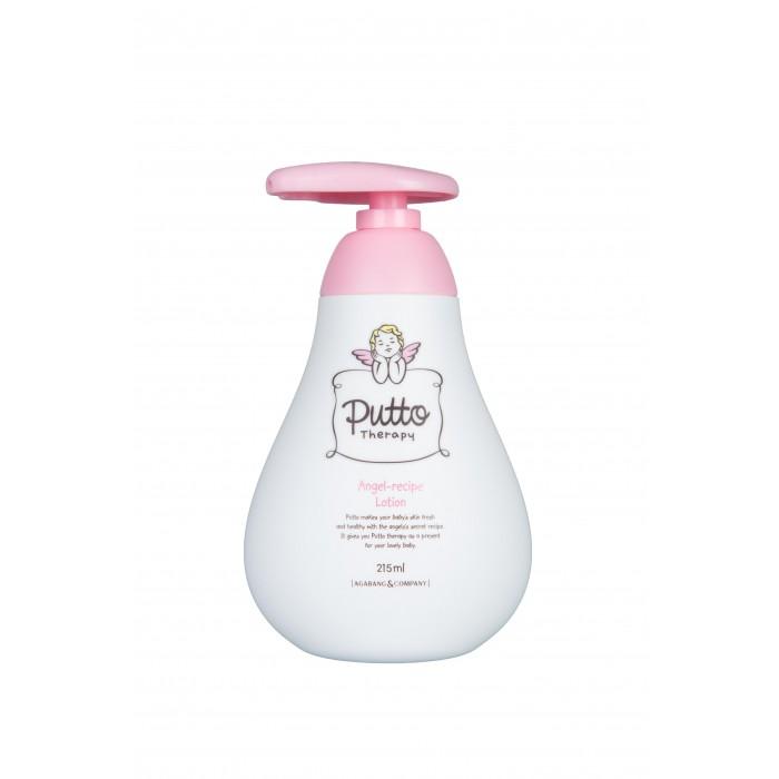 Косметика для новорожденных Putto Therapy Лосьон для тела детский увлажняющий 215 мл make up for ever ultra hd тональное средство y245