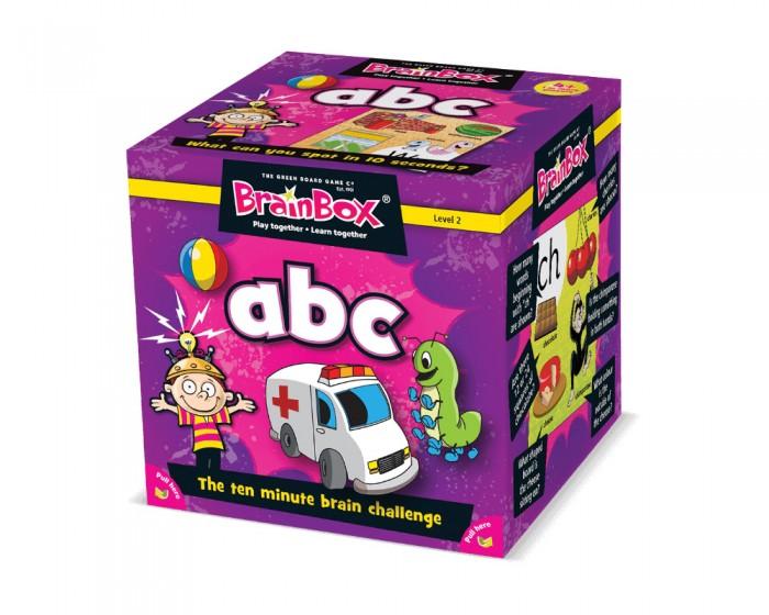 Настольные игры BrainBox Сундучок знаний ABC комлев н самоучитель игры на паскале abc и немного турбо
