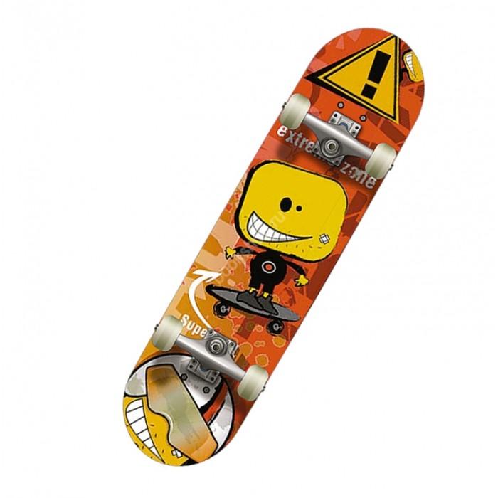 Детский транспорт , Скейтборды СК Спортивная коллекция Скейтборд SC Cheese арт: 302625 -  Скейтборды