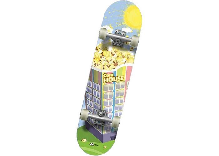 Детский транспорт , Скейтборды СК Спортивная коллекция Скейтборд SC Corn арт: 302628 -  Скейтборды