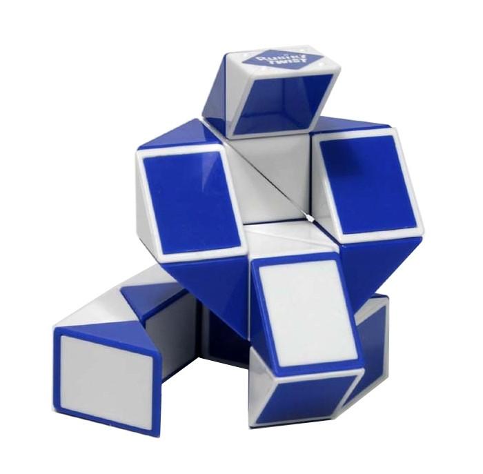 Настольные игры Рубикс Головоломка Змейка большая (24 элемента) головоломка рубикс змейка большая 24 элемента кр5002