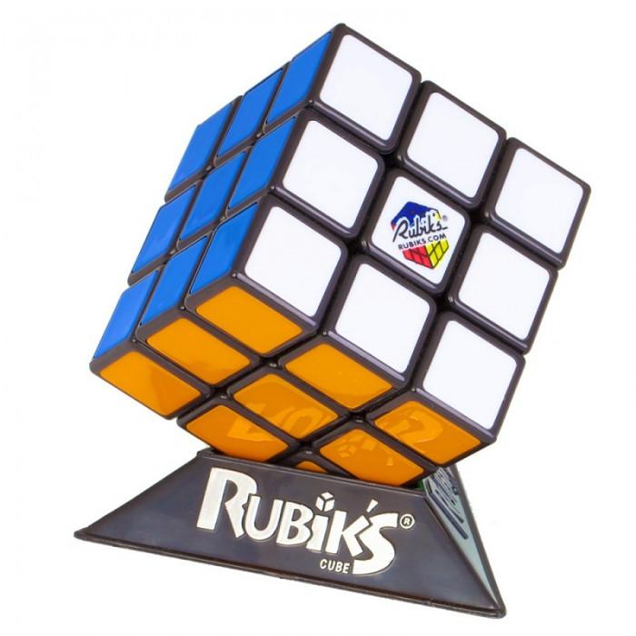 Настольные игры Рубикс Кубик Рубика 3х3 без наклеек, мягкий механизм головоломка рубикс кубик рубика пустой kp8620