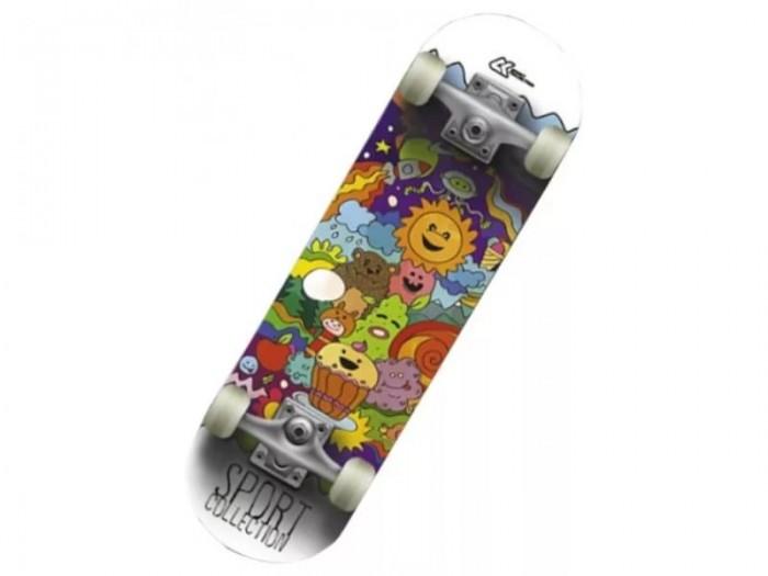 Детский транспорт , Скейтборды СК Спортивная коллекция Скейтборд SC Muffin арт: 302658 -  Скейтборды