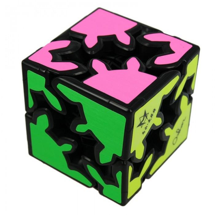 Настольные игры Mefferts Шестеренки со сдвигом кубик рубика mefferts шестереночный куб m5032
