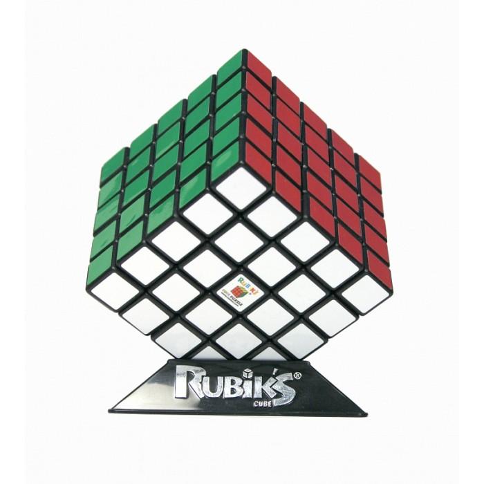 """Рубикс Головоломка Кубик Рубика 5х5Головоломка Кубик Рубика 5х5Кубик Рубика 5х5 Rubiks - это самая сложная головоломка из линейки Рубикс - кубик для настоящих профессионалов! Каждая грань кубик Рубика окрашена в один, только ей присущий цвет. Если нарушить этот порядок, цветные квадратики перемешаются. Но сделать вновь «как было» не так просто... В чем же дело? Прежде всего, нужно понять: «взаимоотношения» маленьких кубиков не произвольны, а основаны на строгом порядке. Сколько бы вы ни вертели ряды кубиков относительно друг друга, угловые кубики всегда останутся угловыми, бортовые — бортовыми, а центральные — центральными. Эту очевидную истину иногда в шутку называют «основной теоремой кубологии». Собрать Кубик Рубика можно с помощью определенного алгоритма. Каждый увлеченный «куболог» старается создать собственный алгоритм, с помощью которого шаг за шагом приближается к цели. Существуют и уже готовые алгоритмы и инструкции, которыми Вы можете воспользоваться.  Рубикс - это единственные настоящие кубики Рубика. Они производятся по лицензии английской компании Seven Towns Ltd., заключившей эксклюзивный договор с Эрно Рубиком и владеющей правами на продажу игр и головоломок Rubik's во всем мире. От дешевых подделок «Рубикс» отличает лицензионный механизм с характерным """"хрустом"""", фирменная подставка для удобного хранения игрушки, яркие и прочные пластиковые наклейки, гарантирующие долговечность и максимум удовольствия от игры, высококачественный пластик (литье). Игрушка имеет сертификаты качества CE (европейский) и ГОСТ.  Особенности: лицензионный механизм с характерным """"хрустом"""" фирменная подставка для удобного хранения игрушки яркие и прочные пластиковые наклейки гарантируют долговечность и максимум удовольствия от игры высококачественный пластик (литье) сертификаты качества – CE (европейский), ГОСТ оригинальная инструкция по сборке на русском языке  Размер упаковки: 17 см 8 см х 16 см. Размер кубика: 7 см х 7 см х 7 см. Упаковка: коробка пластиковая<br>"""