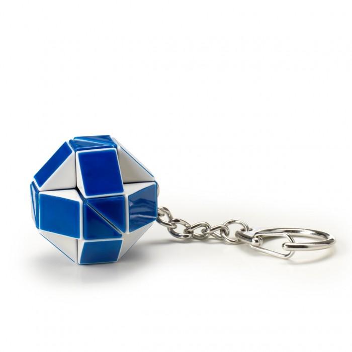 Настольные игры Рубикс Головоломка-брелок Змейка (24 элемента) головоломка рубикс змейка большая 24 элемента кр5002