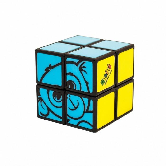 Настольные игры Рубикс Кубик Рубика 2х2 для детей головоломка рубикс кубик рубика пустой kp8620