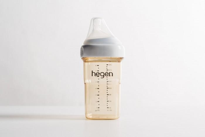 Аксессуары для кормления , Бутылочки Hegen для кормления 240 мл арт: 302811 -  Бутылочки