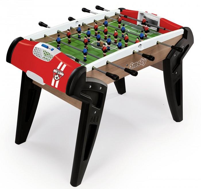 Настольные игры Smoby Футбольный стол №1 arsstar коммерческий футбольный стол pro sport 144х76х90 см