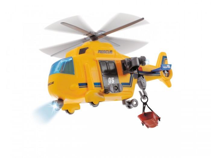 Вертолеты и самолеты Dickie Спасательный вертолет со светом и звуком 18 см
