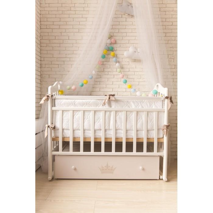 Купить Детская кроватка ByTwinz Версаль (поперечный маятник) в интернет магазине. Цены, фото, описания, характеристики, отзывы, обзоры