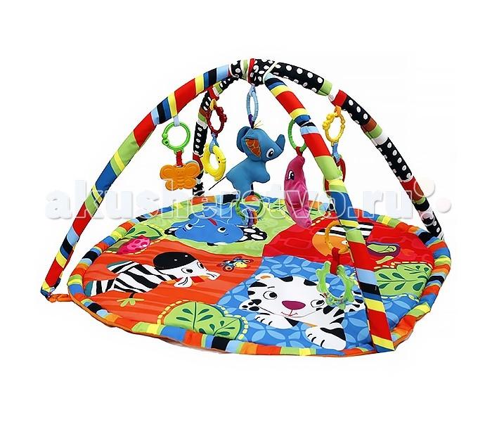 Развивающие коврики FunKids Color Zoo Gym 8832 игровые коврики funkids алфавит 1 kb 007r nt