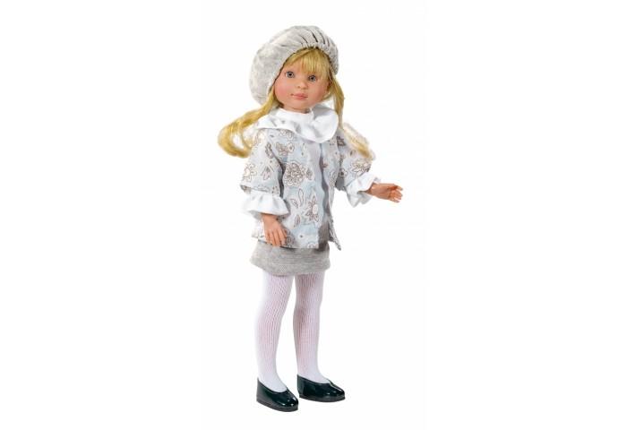 ASI Кукла Селия 30 см 163940Кукла Селия 30 см 163940ASI Кукла Селия 30 см 163940   Очаровательный, милый и трогательный, с таким проникновенным взглядом кажется,что кукла сейчас оживет и заговорит. Чудесная кукла  из винила станет любимицей вашего ребенка, она устойчиво стоит на ровных ногах.  Волосы длинные, прошитые, приближены по качеству к натуральным их можно расчесывать и менять прически. Куколка Селия, с миловидным личиком, в нарядном костюмчике, белых колготках и туфельках идеально подойдет для игры: ее можно купать, менять наряды, а также очень удобно брать с собой!   Все куклы ASI создаются с использованием ручного труда. В каждую куколку мастер вкладывает свою душу! Ваш ребенок сразу почувствует тепло и доброту, которая исходит из этой маленькой игрушки.  Особенности:  Куклы ASI сделаны очень качественно Без запаха   Используется безопасный твердый винил Видна прорисовка мельчайших подробностей тела, рук и ног<br>