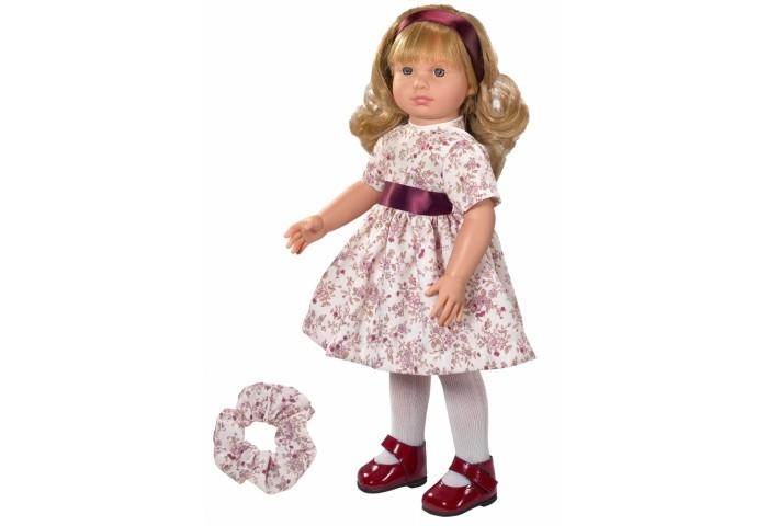 ASI Кукла Нелли 40 см 253930Кукла Нелли 40 см 253930ASI Кукла Нелли 40 см 253930 - это блондинка, с роскошными локонами, в шикарном нарядном платье. Она полностью выполнена из винила самого высокого качества, устойчиво стоит на ровных ногах.  Волосы длинные, прошитые, приближены по качеству к натуральным. Куклу можно расчесывать и менять ей прически, дизайнеры позаботились о дополнительном аксессуаре в виде резинки для волос. Ресницы у куклы тоже как настоящие: длинные и пушистые. У куклы длинные ровные ноги, позволяющие ей устойчиво стоять на ногах.  Все куклы ASI создаются с использованием ручного труда. В каждую куколку мастер вкладывает свою душу! Ваш ребенок сразу почувствует тепло и доброту, которая исходит из этой маленькой игрушки.  Особенности:  Куклы ASI сделаны очень качественно Без запаха   Используется безопасный твердый винил Видна прорисовка мельчайших подробностей тела, рук и ног<br>