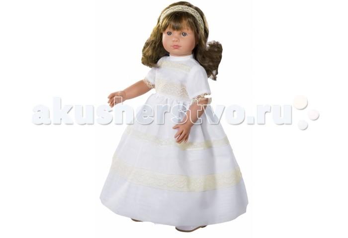 ASI Кукла Нелли 40 см 1250207Кукла Нелли 40 см 1250207ASI Кукла Нелли 40 см 1250207   Эта милая невеста так очаровательна и грациозна в белоснежном платье! Чудесная кукла  из винила станет любимицей вашего ребенка, она устойчиво стоит на ровных ногах.  Длинные каштановые волосы, распущены и слегка завиты. Аккуратный бант из органзы украшает миниатюрную головку.  Все куклы ASI создаются с использованием ручного труда. В каждую куколку мастер вкладывает свою душу! Ваш ребенок сразу почувствует тепло и доброту, которая исходит из этой маленькой игрушки.  Особенности:  Куклы ASI сделаны очень качественно Без запаха   Используется безопасный твердый винил Видна прорисовка мельчайших подробностей тела, рук и ног<br>