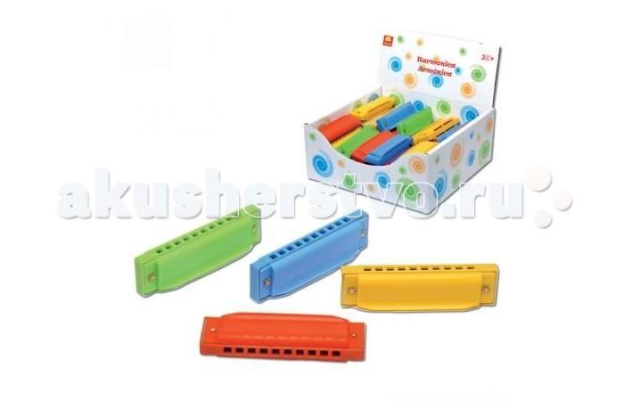 Музыкальные игрушки Halilit Губная гармошка музыкальные игрушки