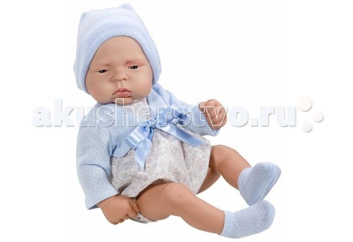 ASI Кукла Лукас 40 см 323961Кукла Лукас 40 см 323961ASI Кукла Лукас 40 см 323961 - этот очаровательный большой пупс-реборн имеет колоссальное анатомическое сходство с настоящим новорожденным ребенком! Скрюченные ножки и ручки со складочками, крохотные пальчики, торчащие пупочки - все сделано очень натуралистично! Лючия выполнена полностью из высококачественного, гипоаллергенного винила.  Особого внимания заслуживают глазки этого винилового пупса и невероятно пронзительный взгляд! Одежда большого пупса-реборна Лукаса изготовлена из очень качественных натуральных материалов и отделана мастером вручную! К пупсу прилагается настоящий Сертификат о Рождении.  Все куклы ASI создаются с использованием ручного труда. В каждую куколку мастер вкладывает свою душу! Ваш ребенок сразу почувствует тепло и доброту, которая исходит из этой маленькой игрушки.  Особенности:  Куклы ASI сделаны очень качественно Без запаха   Используется безопасный твердый винил Видна прорисовка мельчайших подробностей тела, рук и ног<br>