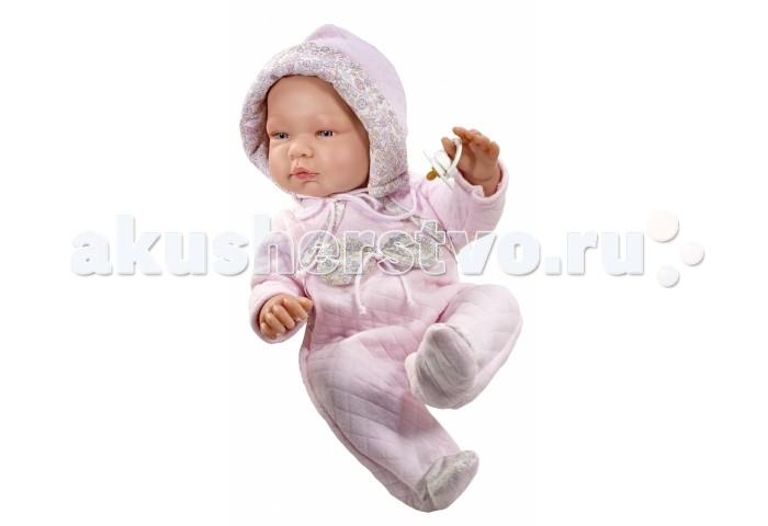 ASI Кукла Мария 43 см 363750Кукла Мария 43 см 363750ASI Кукла Мария 43 см 363750 - идеальный вариант, если ваш ребенок хочет играть с пупсом, похожим на настоящего младенца. Просто очаровательная малышка и выглядит, как настоящий новорожденный ребенок, имеет половые различия!  Выполнен из мягкого, очень приятного на ощупь, высококачественного винила. Если ваш ребенок хочет играть с реборном, то Мария очень хороший вариант. Пупс очень легкий и приспособлен для игры ребенка любого возраста. У Марии детально проработаны все физиологические особенности строения тела. Ручки и ножки, складочки и морщинки, животик у пупса - все выглядит настолько натуралистично, что так и хочется потрогать куколку, удостоверится, не живой ли перед Вами малыш. Марию можно купать и переодевать в одежу для новорожденных. К пупсу прилагается именной Сертификат ASI с датой рождения.   Все куклы ASI создаются с использованием ручного труда. В каждую куколку мастер вкладывает свою душу! Ваш ребенок сразу почувствует тепло и доброту, которая исходит из этой маленькой игрушки.  Особенности:  Куклы ASI сделаны очень качественно Без запаха   Используется безопасный твердый винил Видна прорисовка мельчайших подробностей тела, рук и ног<br>