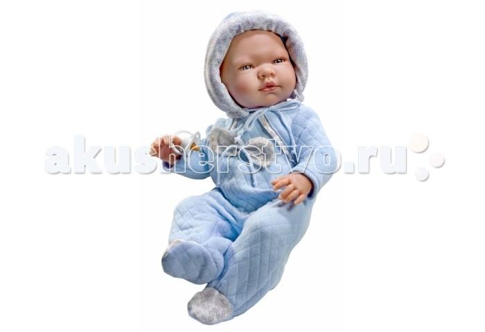 ASI Кукла Пабло 43 см 363751Кукла Пабло 43 см 363751ASI Кукла Пабло 43 см 363751 - идеальный вариант, если ваш ребенок хочет играть с пупсом, похожим на настоящего младенца.  Большой пупс-реборн выполнен из мягкого, очень приятного на ощупь, высококачественного винила. Если ваш ребенок хочет играть с реборном, то Пабло очень хороший вариант. Пупс очень легкий и приспособлен для игры ребенка любого возраста. У него детально проработаны все физиологические особенности строения тела, имеет половые различия! Ручки и ножки, складочки и морщинки, животик у пупса - все выглядит настолько натуралистично, что так и хочется потрогать куколку, удостоверится, не живой ли перед Вами малыш. Его можно купать и переодевать в одежу для новорожденных. Пупсу Пабло можно давать соску и кормить из бутылочки. К пупсу прилагается именной Сертификат ASI с датой рождения.   Все куклы ASI создаются с использованием ручного труда. В каждую куколку мастер вкладывает свою душу! Ваш ребенок сразу почувствует тепло и доброту, которая исходит из этой маленькой игрушки.  Особенности:  Куклы ASI сделаны очень качественно Без запаха   Используется безопасный твердый винил Видна прорисовка мельчайших подробностей тела, рук и ног<br>