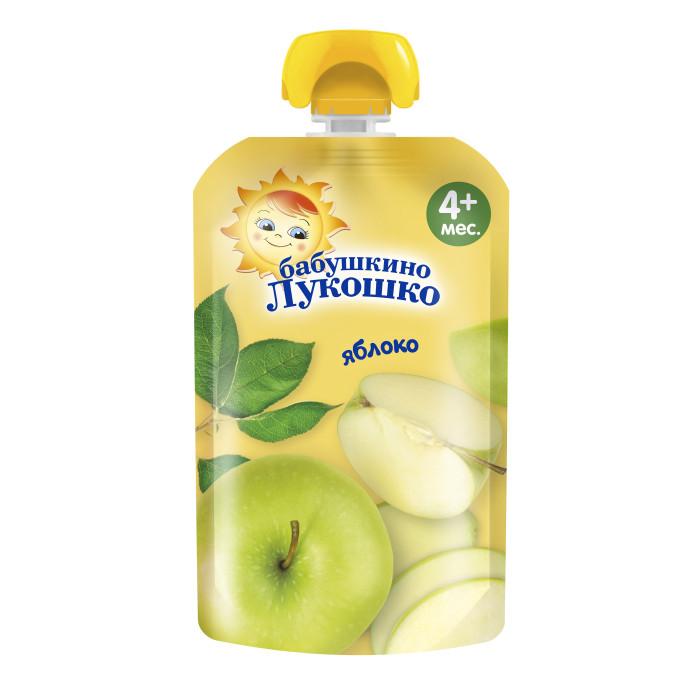 Пюре Бабушкино лукошко Пюре яблоко с 4 мес холст 40x55 printio эйфелева башня