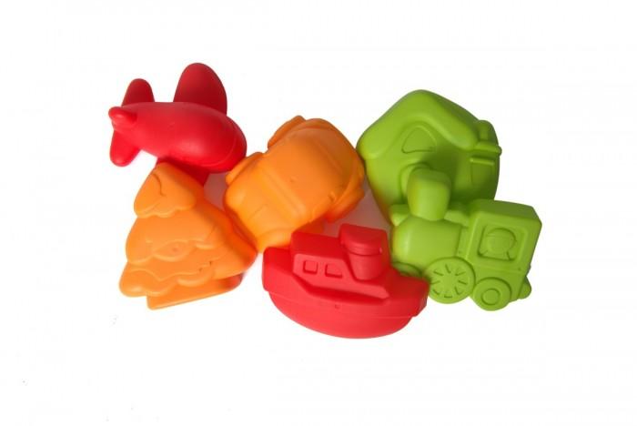 Игрушки в песочницу Baby Trend Набор из 6 формочек для песочницы  недорого
