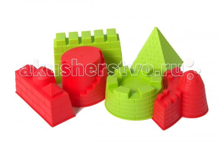 Игрушки в песочницу Baby Trend Набор 2 для песочницы из 6 формочек  недорого