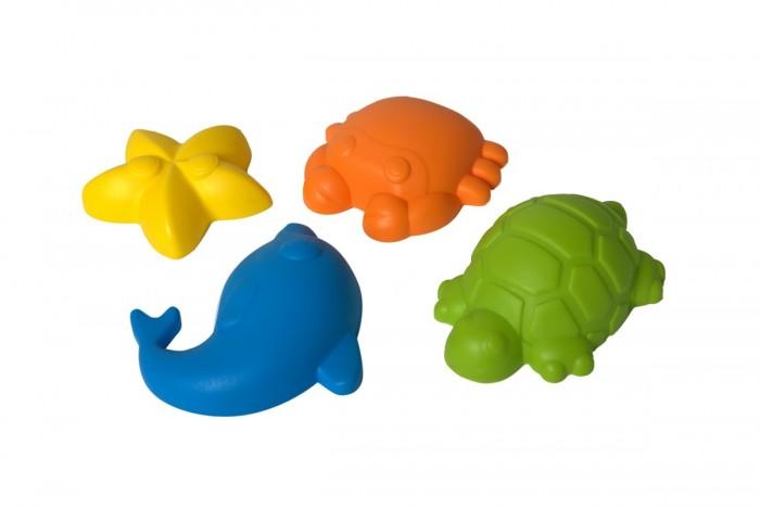 Игрушки в песочницу Baby Trend Набор 2 для песочницы из 4 формочек  недорого