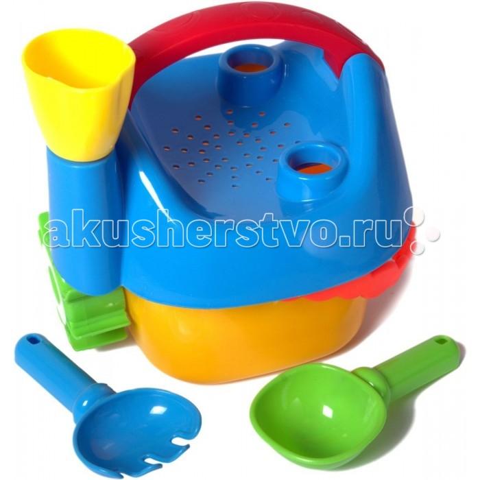 Игрушки в песочницу Baby Trend Набор для песка 4 предмета