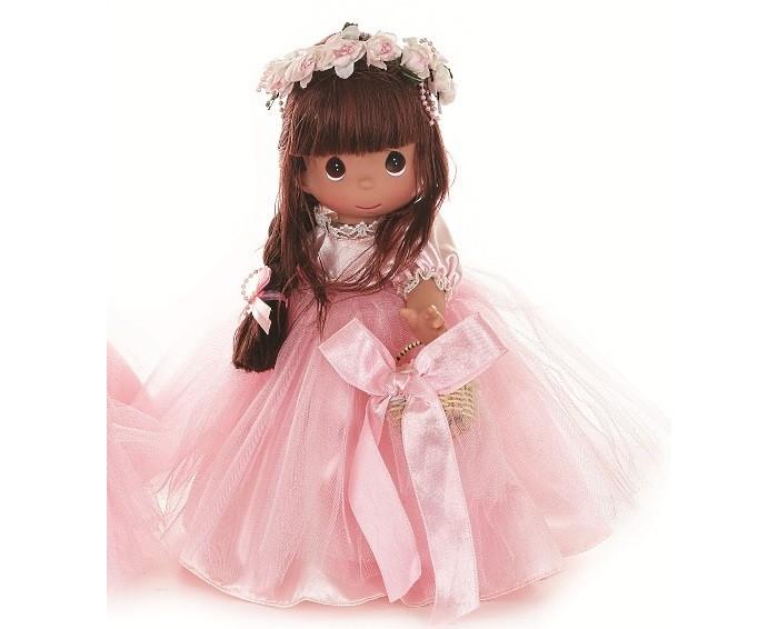 Куклы и одежда для кукол Precious Кукла Драгоценный лепесток брюнетка 30 см куклы gulliver кукла дынька 30см