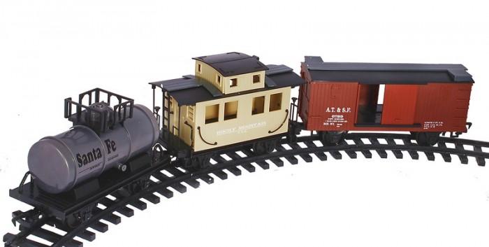 Eztec Радиоуправляемая железная дорога Black Canyon Express 35 частей